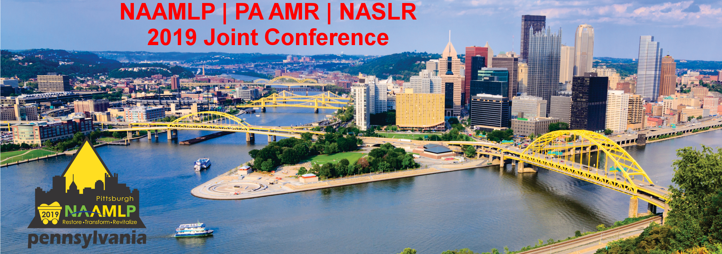 2019 NAAMLP / PA AMR / NASLR Joint Conference – Restore | Transform